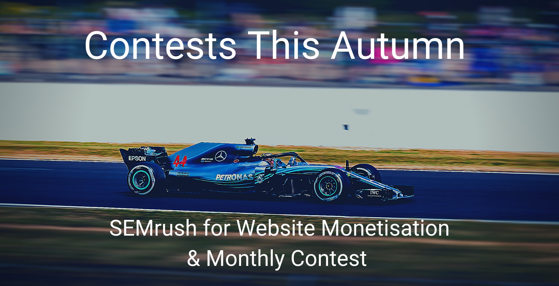 SEMrush's Affiliate Program - SEMrush Affiliate Program Contest